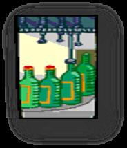 soda şişesi iconu, ilaç şişesi icon